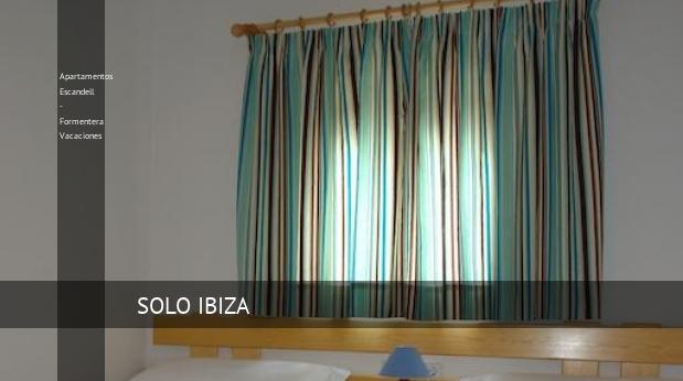 Apartamentos Escandell - Formentera Vacaciones opiniones