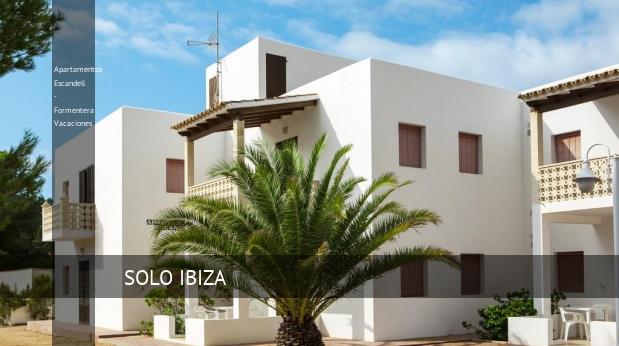 Apartamentos Apartamentos Escandell - Formentera Vacaciones