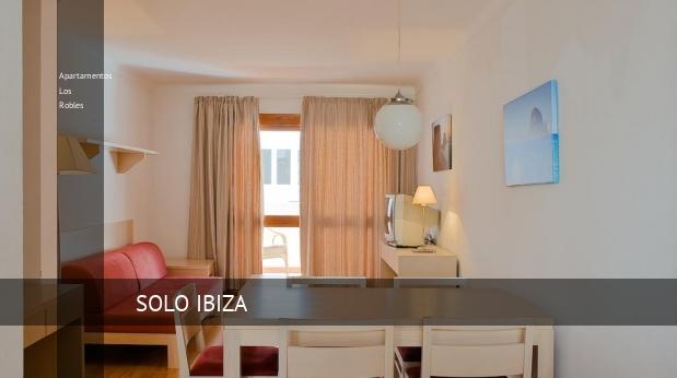 Apartamentos Los Robles opiniones