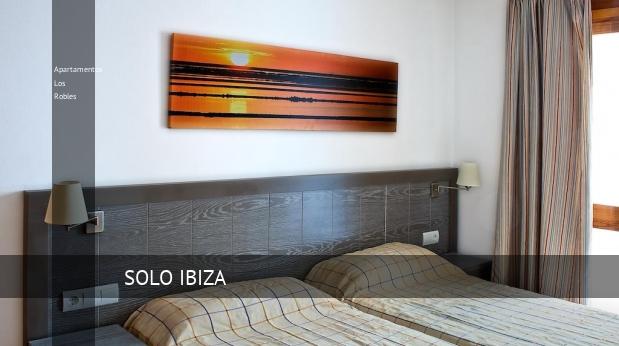 Apartamentos Los Robles reservas