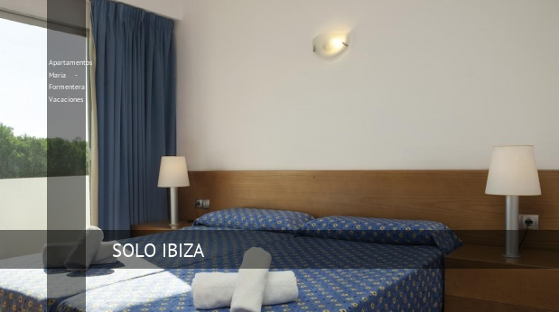 Apartamentos Maria - Formentera Vacaciones baratos