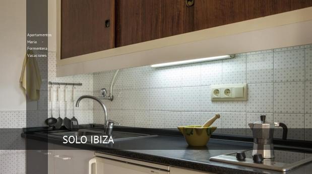 Apartamentos Maria - Formentera Vacaciones booking