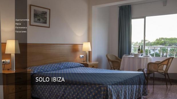 Apartamentos Maria - Formentera Vacaciones opiniones