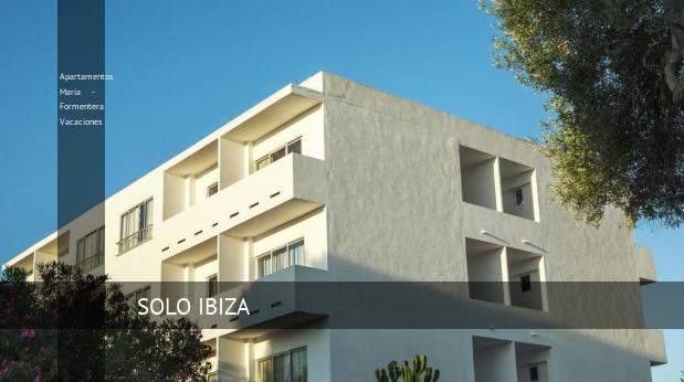 Apartamentos Apartamentos Maria - Formentera Vacaciones
