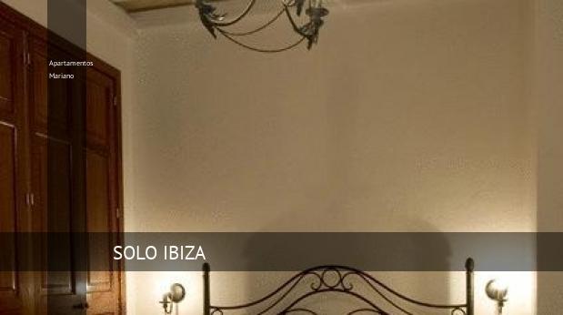 Apartamentos Mariano booking