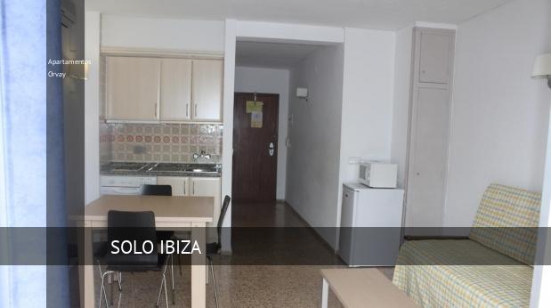 Apartamentos Orvay opiniones