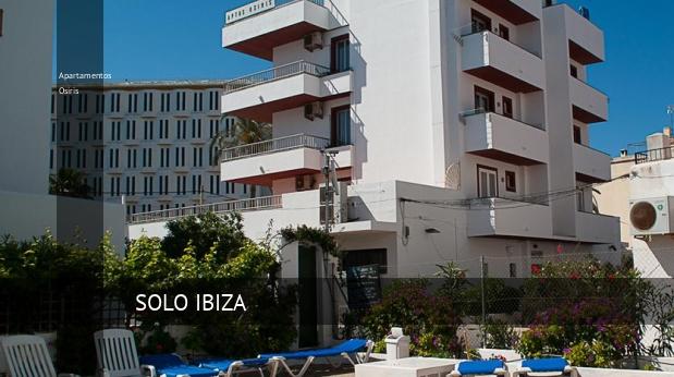 Apartamentos Apartamentos Osiris