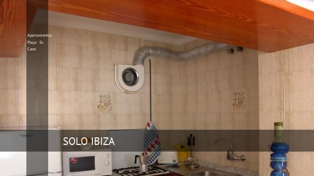 Apartamentos Playa Es Cana barato