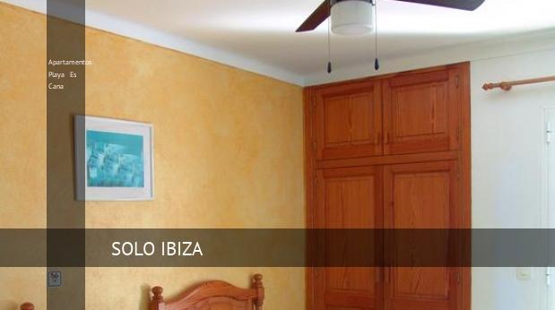 Apartamentos Playa Es Cana baratos