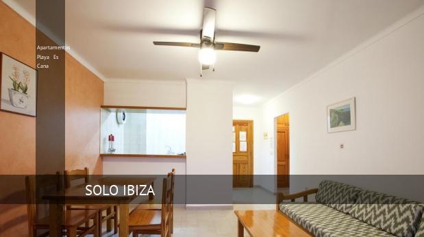 Apartamentos Playa Es Cana Ibiza