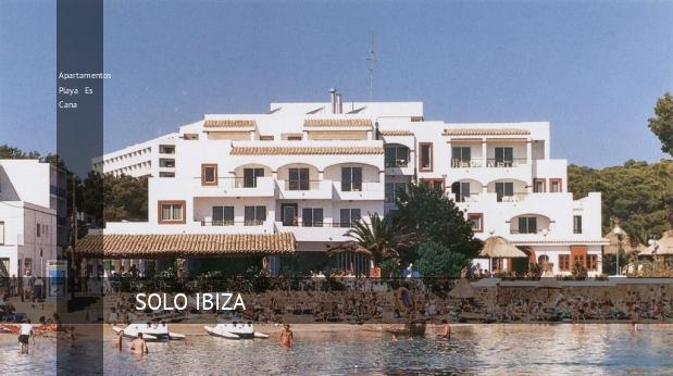 Apartamentos Apartamentos Playa Es Cana