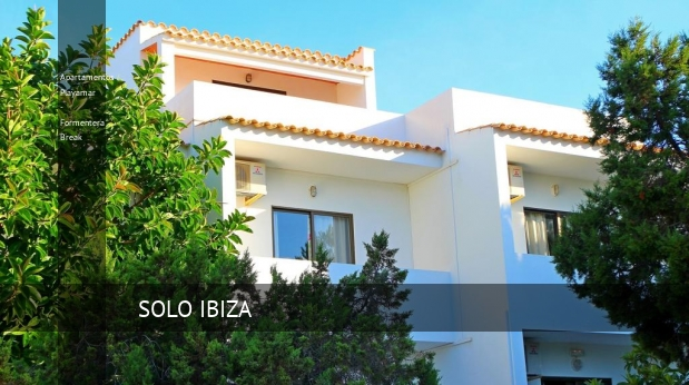 Apartamentos Apartamentos Playamar - Formentera Break