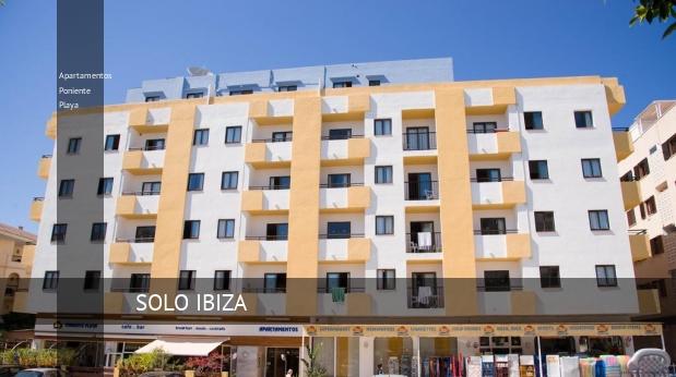 Apartamentos Apartamentos Poniente Playa