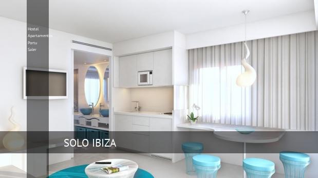 Hostal Apartamentos Portu Saler reverva