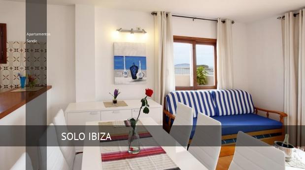 Apartamentos Apartamentos Sandic