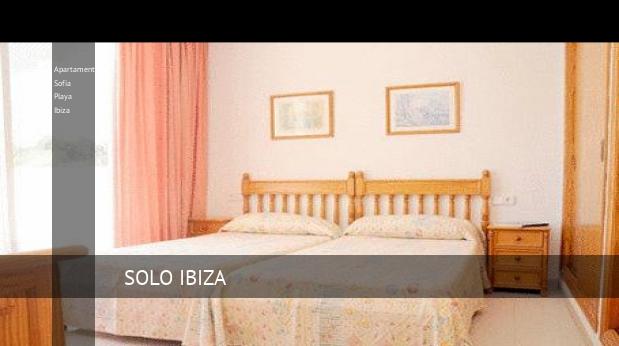 Apartamentos Sofía Playa Ibiza barato