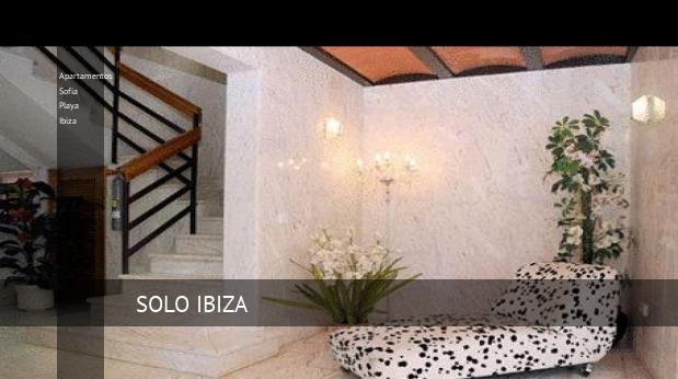 Apartamentos Sofía Playa Ibiza reservas