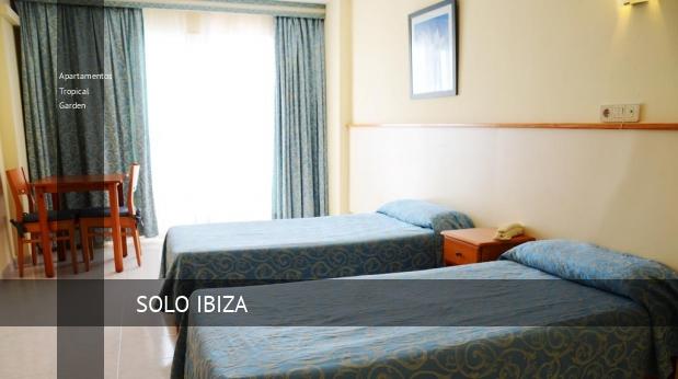Los mejores apartamentos en ibiza centro soloibiza - Apartamentos tropical garden ...