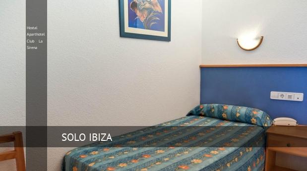 Hostal Aparthotel Club La Sirena barato