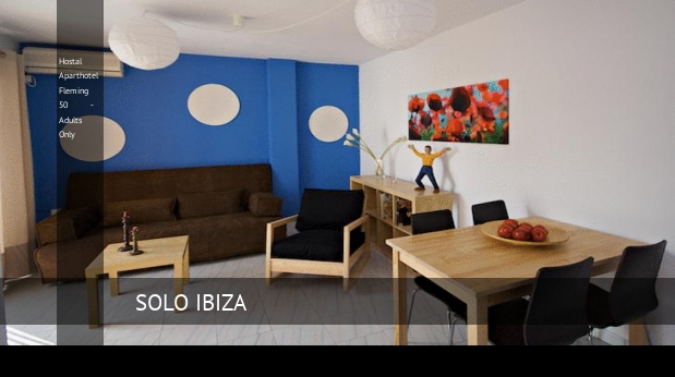 Hostal Aparthotel Fleming 50 - Solo Adultos opiniones
