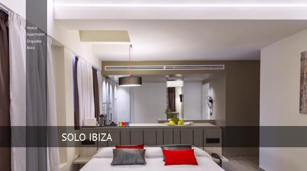 Hostal Aparthotel Orquidea Ibiza opiniones