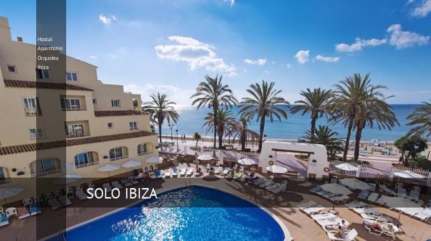 Hostal Aparthotel Orquidea Ibiza