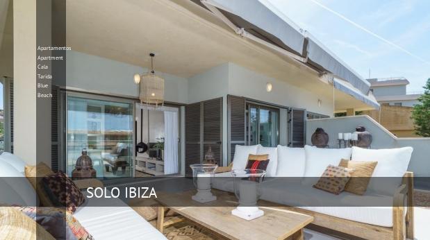 Apartamentos Apartment Cala Tarida Blue Beach