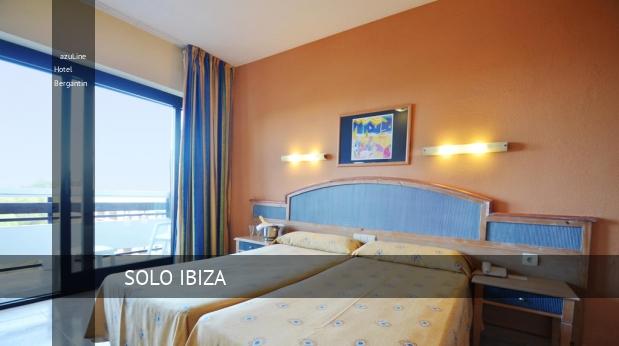 azuLine Hotel Bergantin reservas