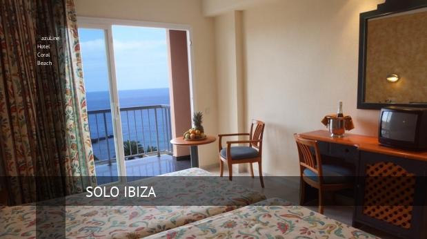 azuLine Hotel Coral Beach reservas