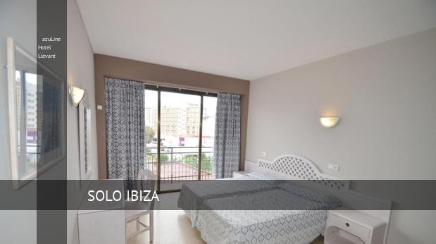 azuLine Hotel Llevant opiniones