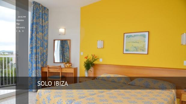 azuLine Hoteles Mar Amantis I & II reverva
