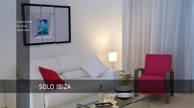 Apartamentos BA Style Apartments barato