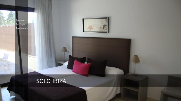 Apartamentos BA Style Apartments booking