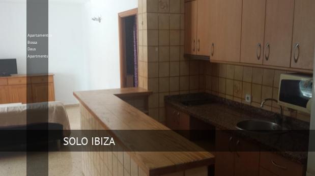 Apartamentos Bossa Daus Apartments booking