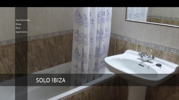 Apartamentos Bossa Daus Apartments reservas