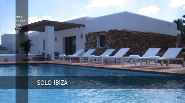 Hostal Boutique Villa Ibiza
