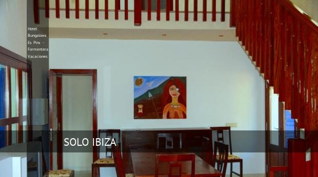 Hotel Bungalows Es Pins - Formentera Vacaciones baratos