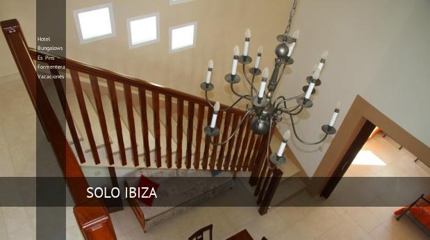 Hotel Bungalows Es Pins - Formentera Vacaciones booking