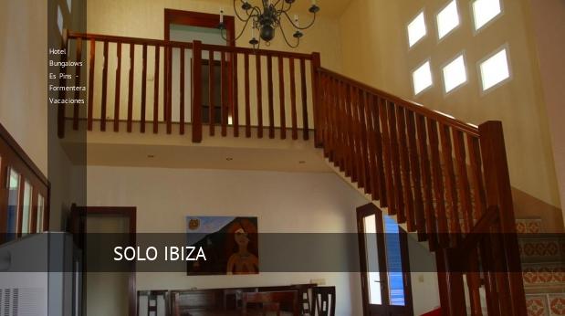 Hotel Bungalows Es Pins - Formentera Vacaciones oferta