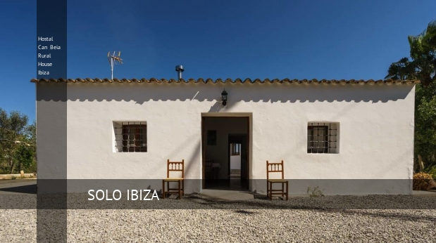 Hostal Can Beia Rural House Ibiza booking