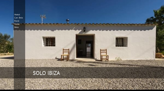 Hostal Can Beia Rural House Ibiza