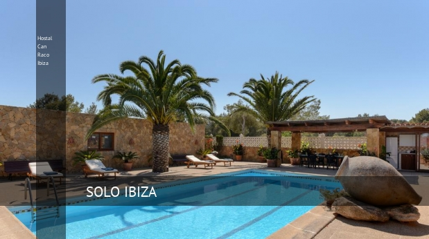 Hostal Can Raco Ibiza