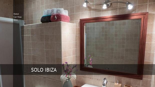 Hostal Can Rosa Ibiza opiniones
