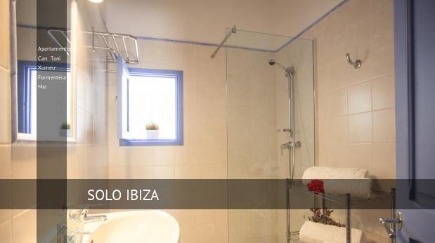 Apartamentos Can Toni Xumeu- Formentera Mar reverva