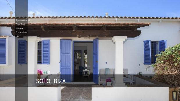 Apartamentos Can Toni Xumeu- Formentera Mar