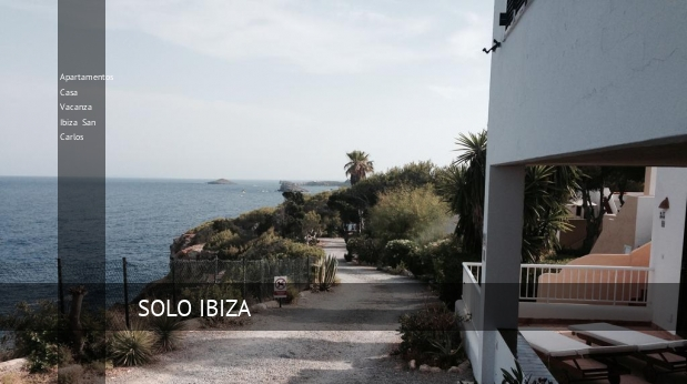 Apartamentos Casa Vacanza Ibiza San Carlos opiniones