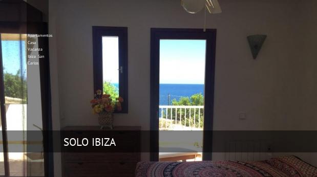 Apartamentos Casa Vacanza Ibiza San Carlos