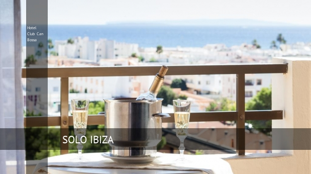 Hotel Club Can Bossa booking