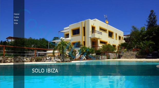 Hostal Costa Ibiza Villa reverva