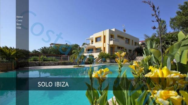Hostal Costa Ibiza Villa